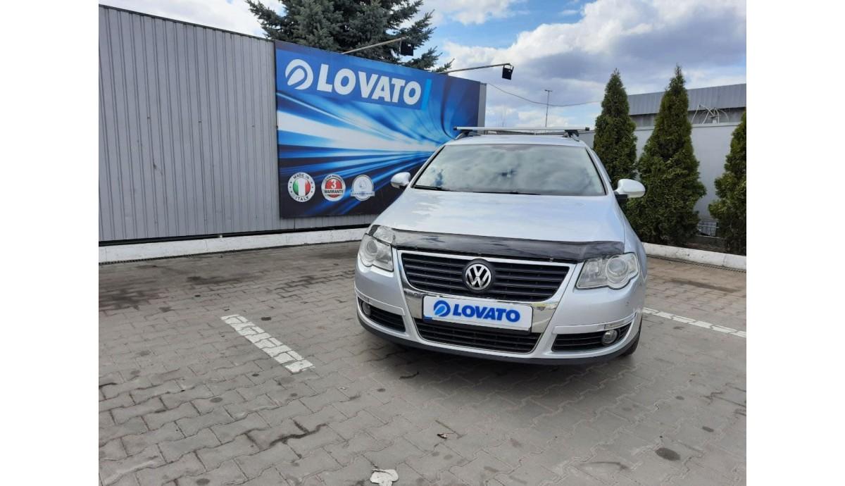 Установка ГБО на Volkswagen Passat 1.4 TSI