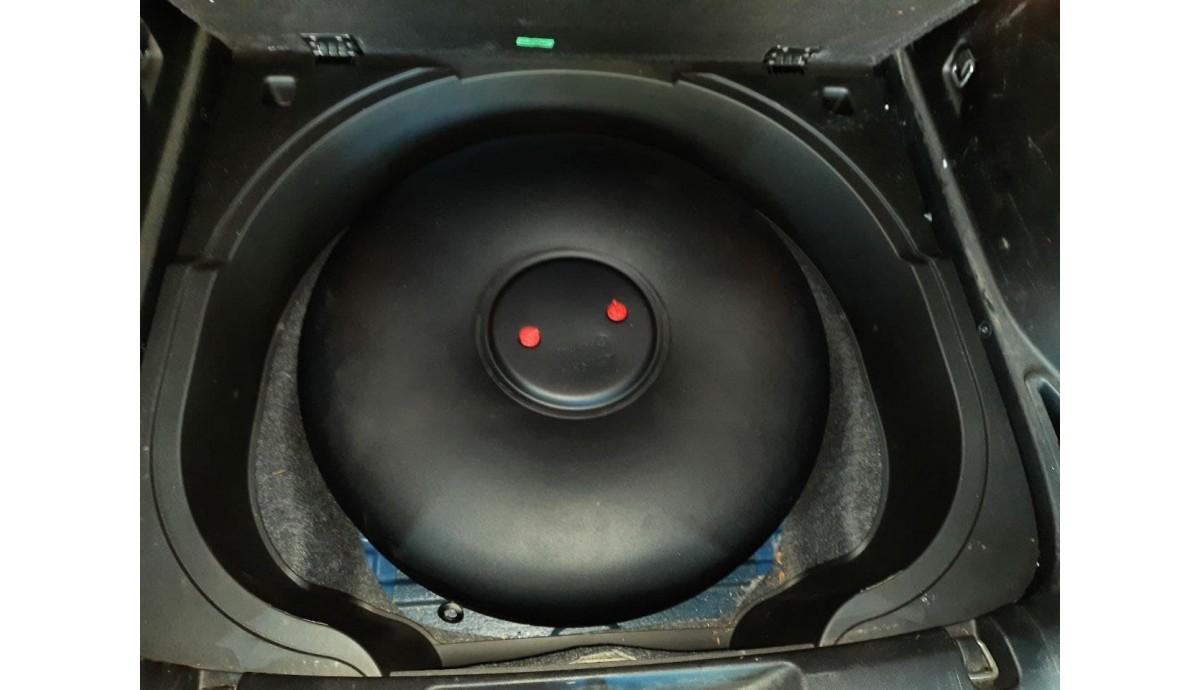 Установка ГБО на Jeep Cherokee 2.4 2014