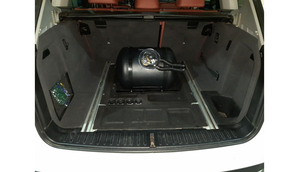 Установка ГБО на BMW X3 3.0si