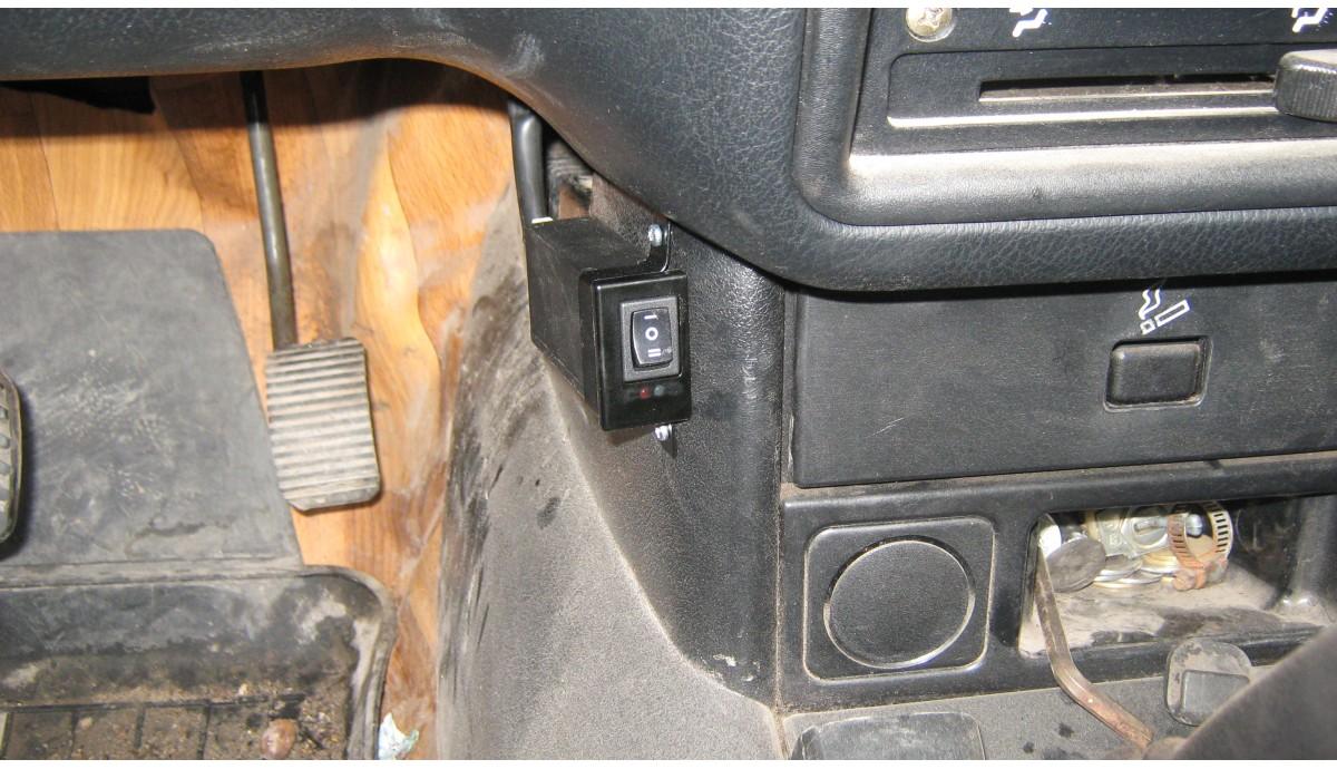 ГБО на ГАЗ 3110 Волга 2,4 2006