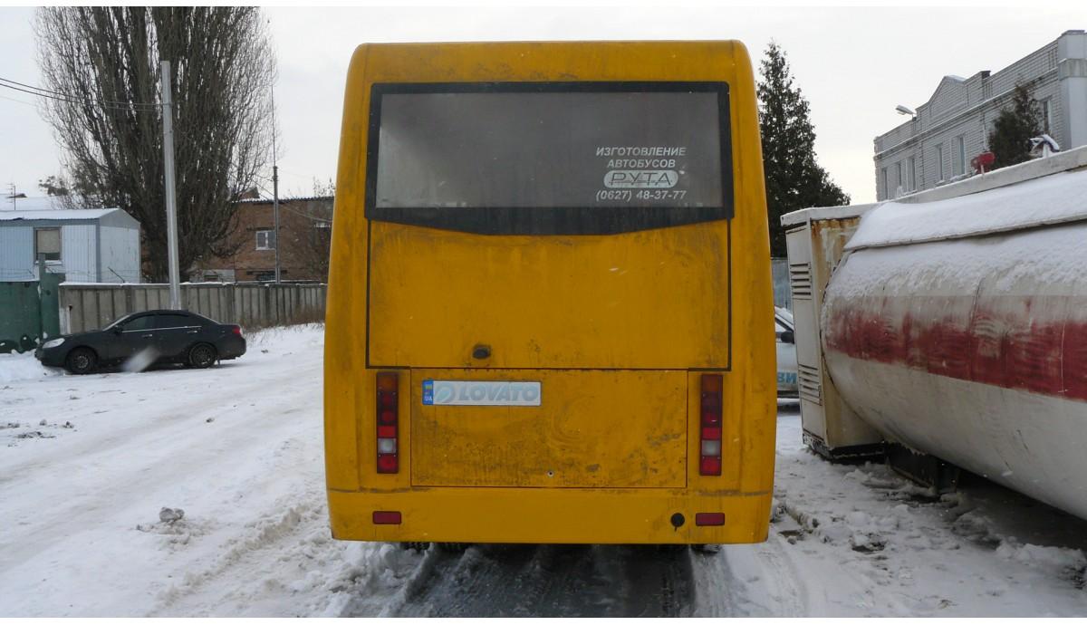 ГБО на ГАЗ Рута 22