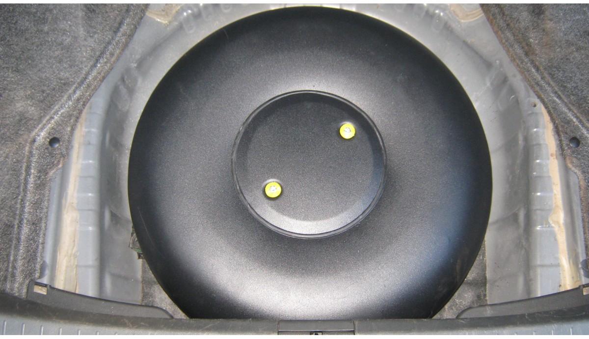 Установка ГБО на Acura TSX 2.4 2011