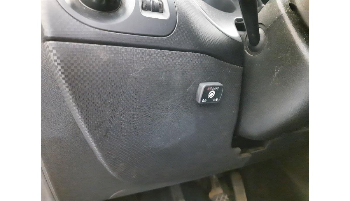 Установка ГБО на SEAT ALTEA XL 1.6 2007
