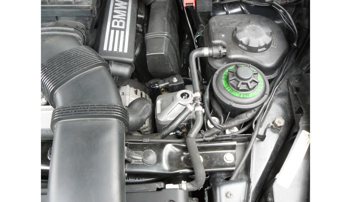 Установка ГБО на BMW X5 3.0si