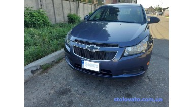 Chevrolet Cruze 1.8 2014