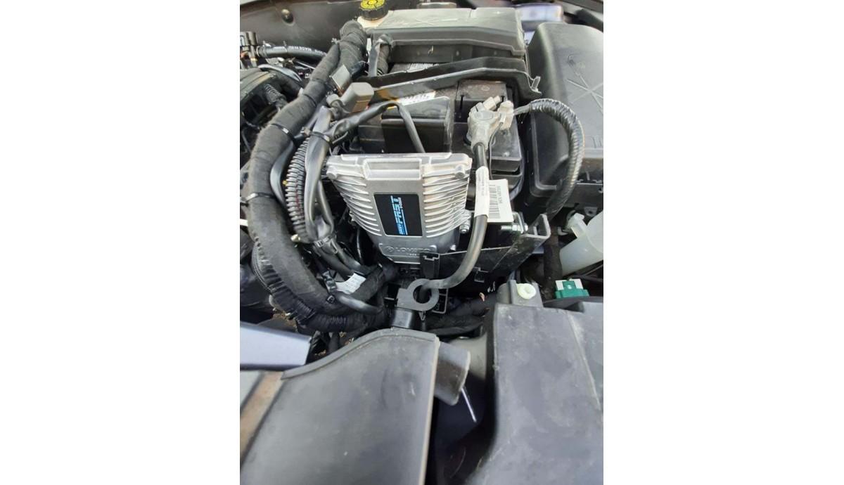 Установка ГБО на  Chevrolet Cruze 1.8 2014