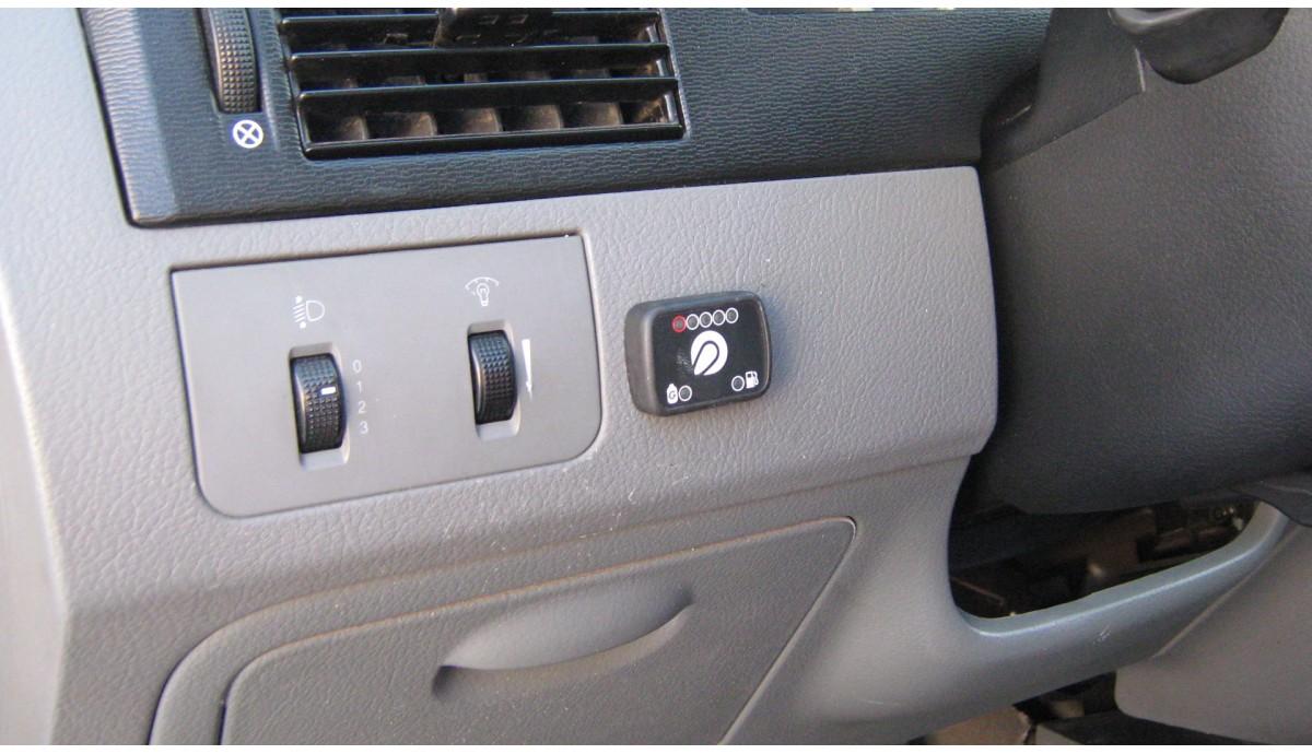 Установка ГБО на Chevrolet Lacetti 1.4 2008