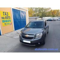 Chevrolet Orlando 1.4 T 2014