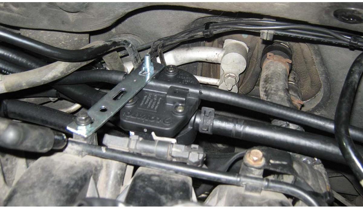 Установка ГБО на Chevrolet Orlando 1.8 2012