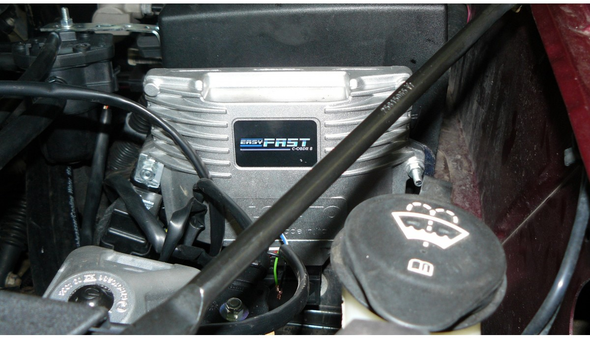 Установка ГБО на Chevrolet Silverado LTZ 5.3