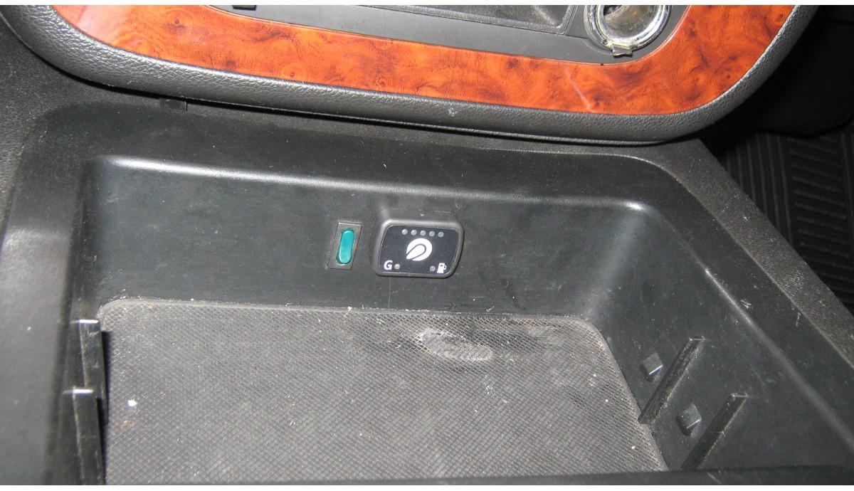 Установка ГБО на Chevrolet Suburban 6.0 2008