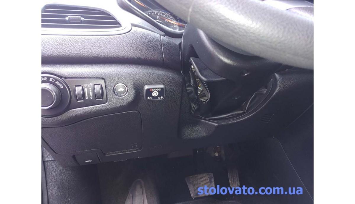 Установка ГБО на Chrysler 200 2.4 2014