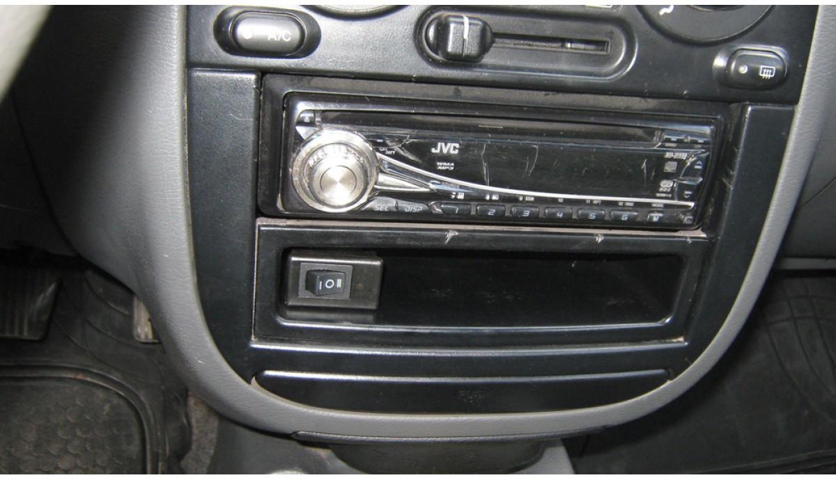 Установка ГБО на Daewoo Lanos 1.5 2008
