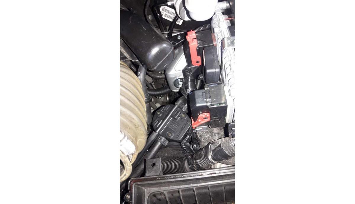 Установка ГБО на Dodge Journey 3.6 2015