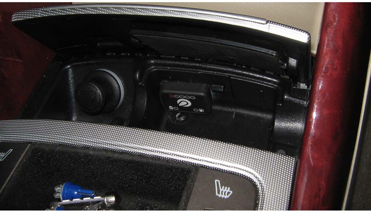 Установка ГБО на Hyundai Grandeur 3.3 2008