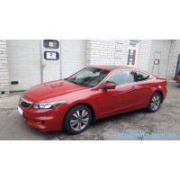 Honda Accord Coupe 2.4 2012