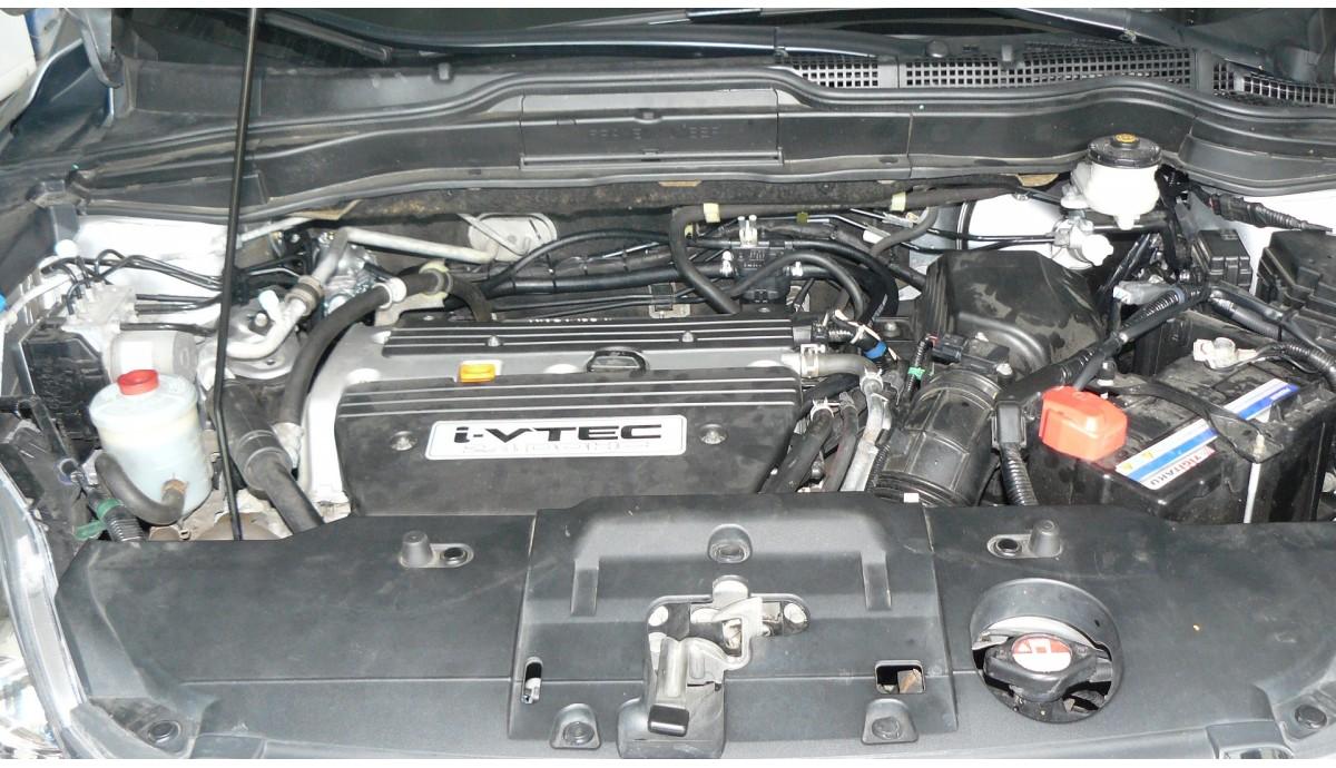 Установка ГБО на Honda CR-V