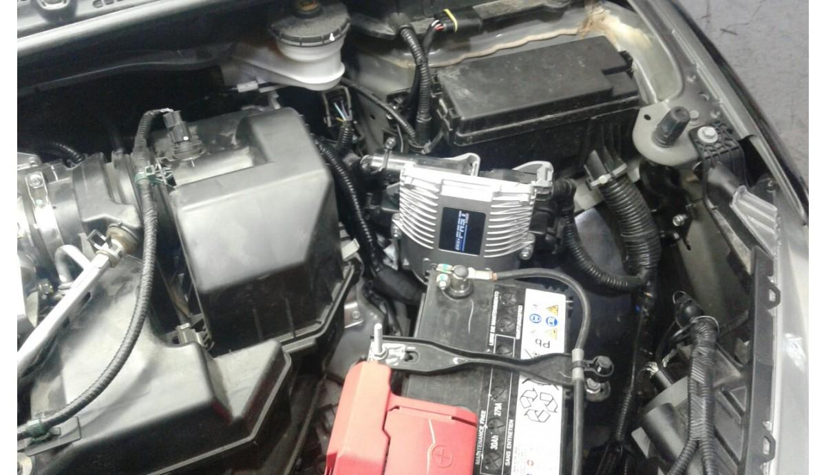 Установка ГБО на Honda City 1.5