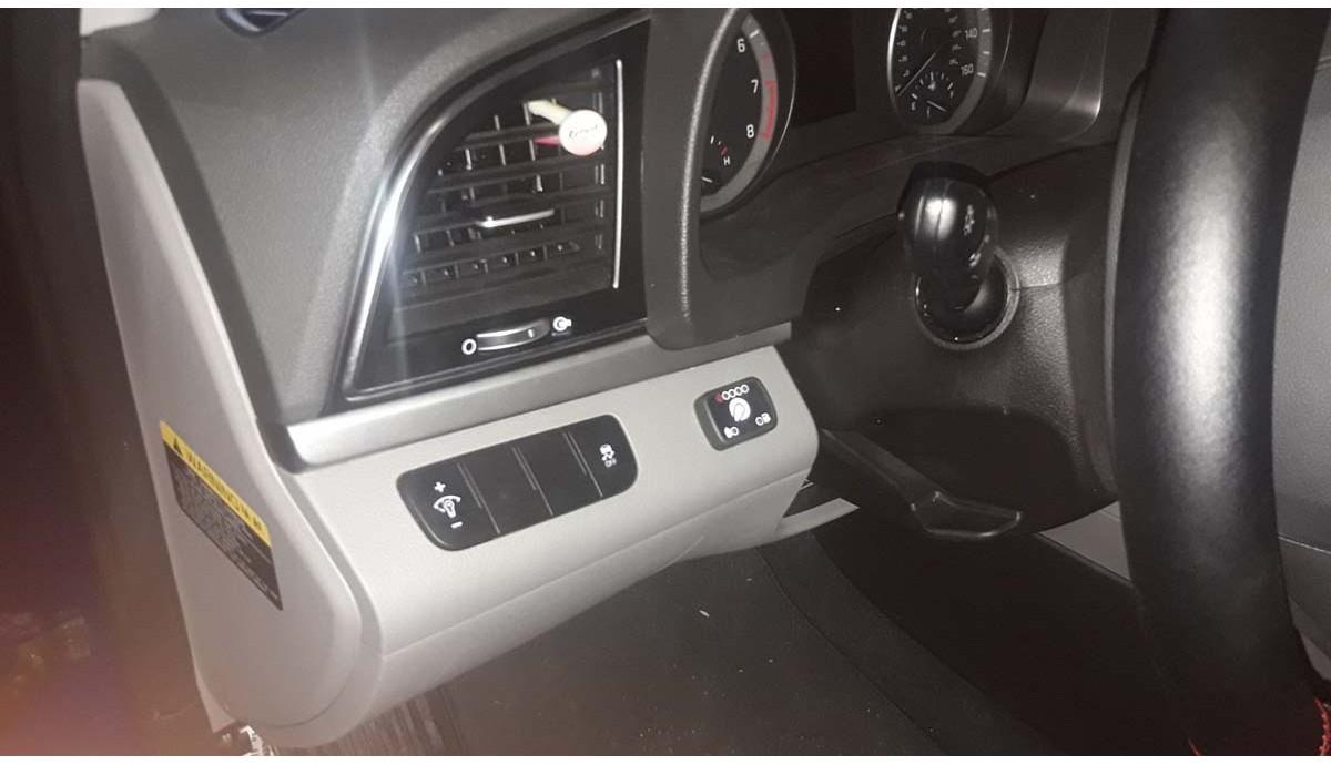 Установка ГБО на Hyundai Elantra 2.0 2017