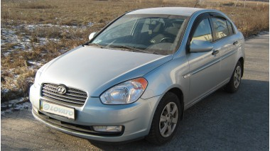 Hyundai Accent 1.6 2007