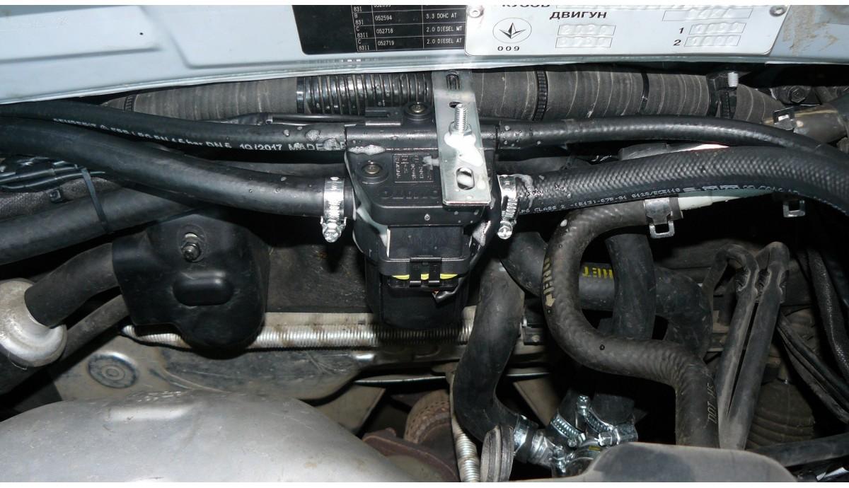 Установка ГБО на Hyundai Sonata 2.0