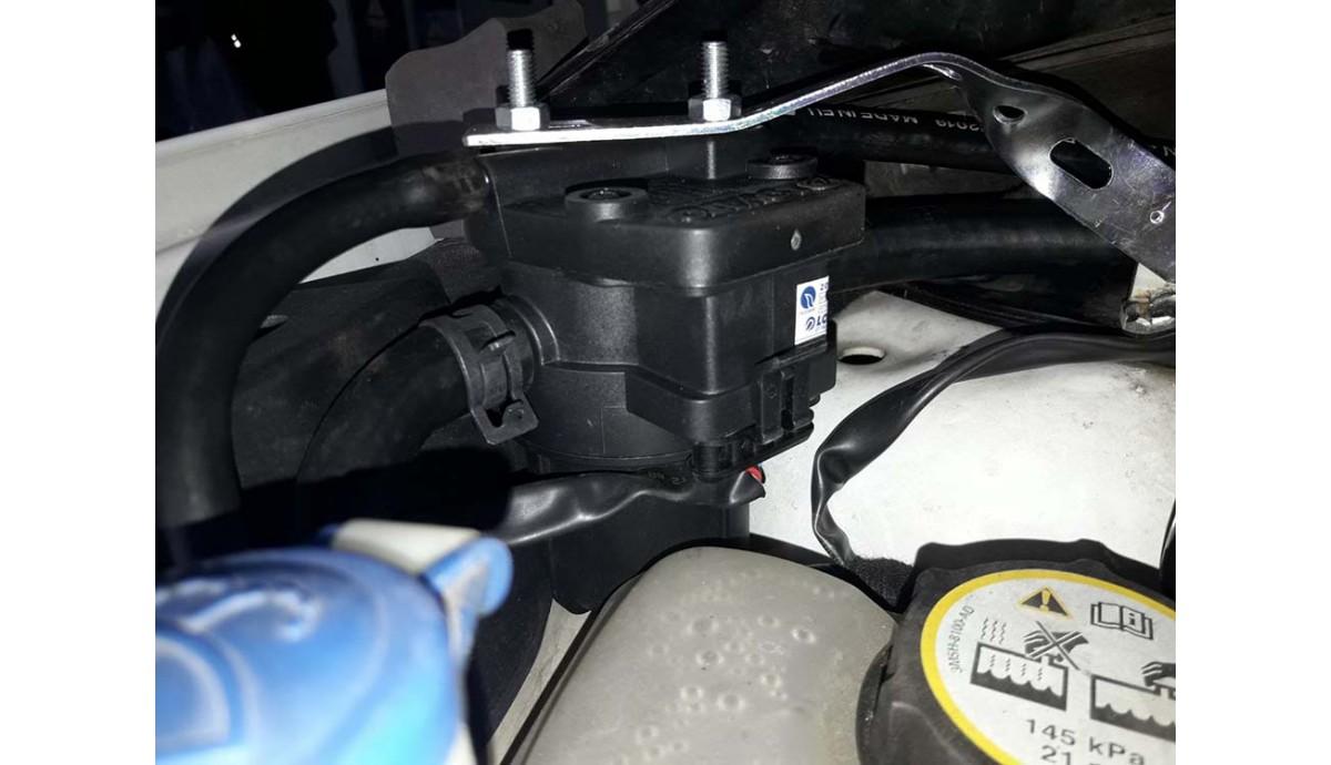 Установка ГБО на Ford Kuga 2.5t