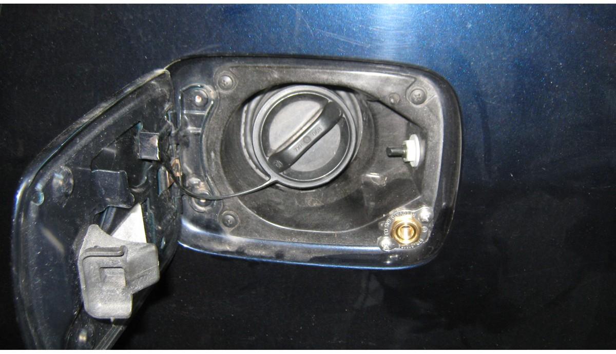 Установка ГБО на Lexus GS 300 2001