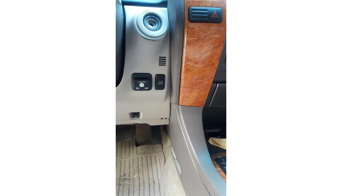 Установка ГБО на Lexus GX 470