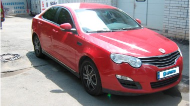 MG550 1.8, 2012