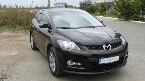 Mazda CX-7 mzr 2.3 disi turbo