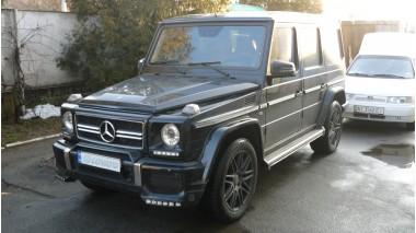 Mercedes-Benz G500 5.0 2003