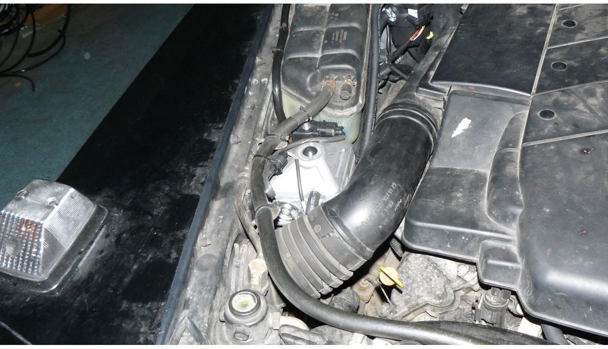 Установка ГБО на Mercedes-Benz G500 5.0 2003