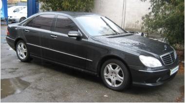 Merсedes Benz S500 5.5 2002
