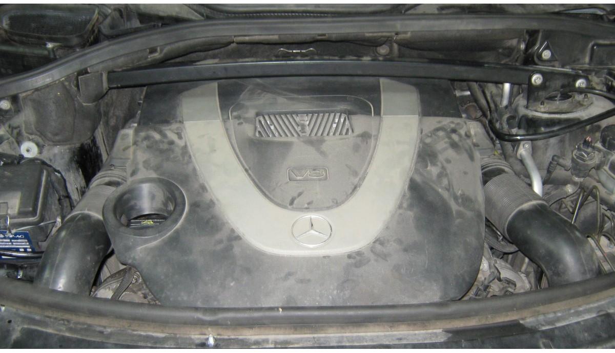 Установка ГБО на Mercedes-Benz GL450