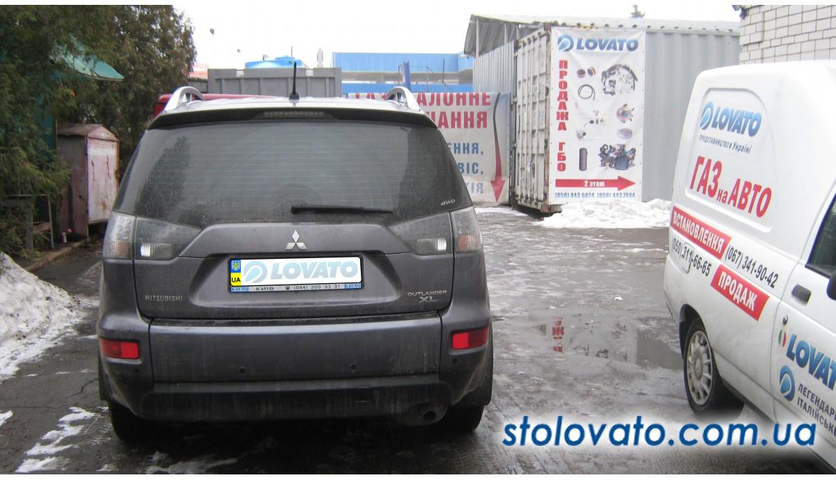 Mitsubishi Outlander 2.0 2007