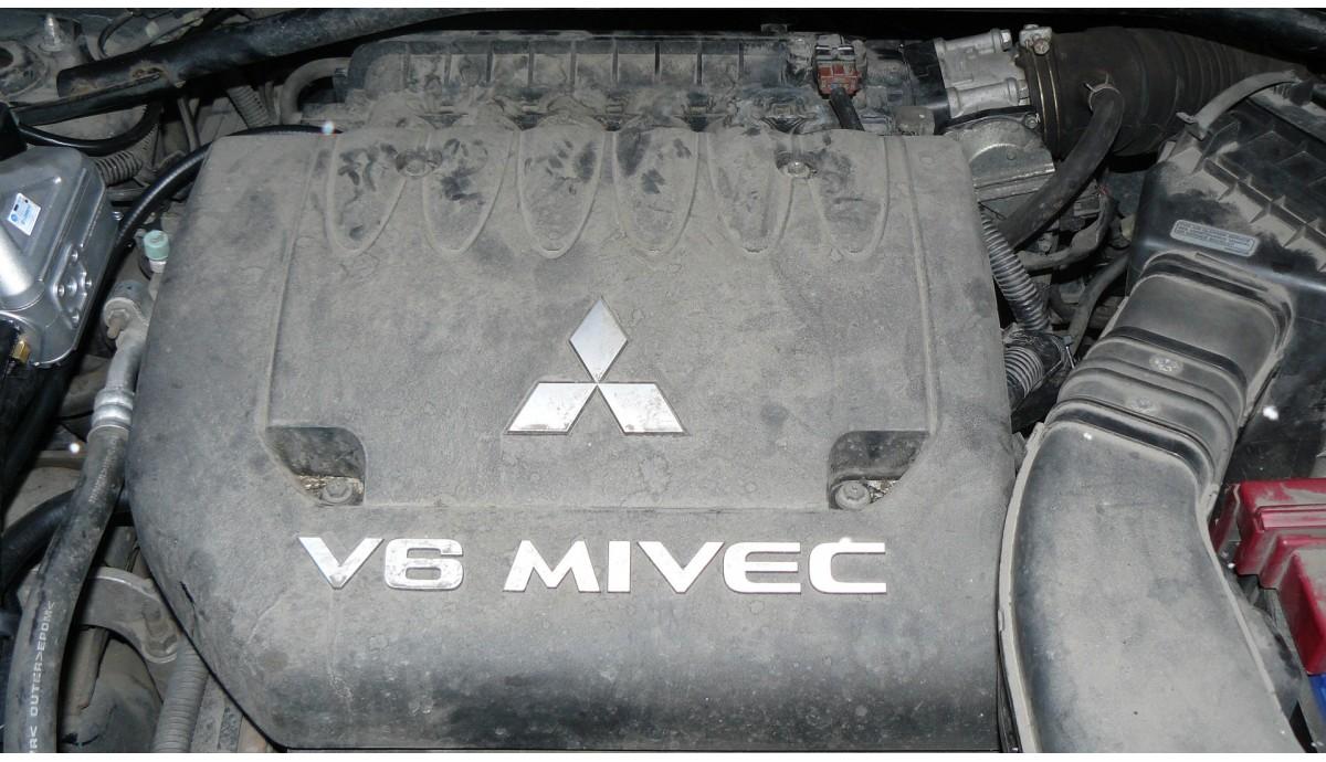 Установка ГБО на Mitsubishi Outlander 3.0