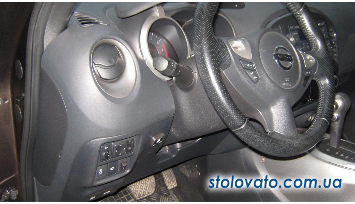 Установка ГБО на Nissan Juke 1.6 2012