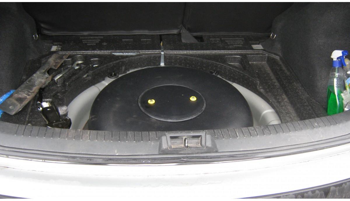 Установка ГБО на Nissan Qashqai 1.6 2009