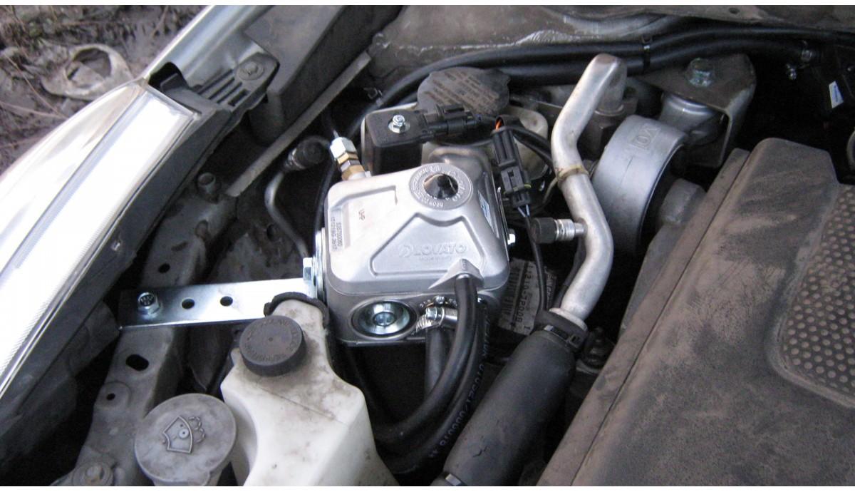 Установка ГБО на Nissan Teana 350XV 3.5 2006