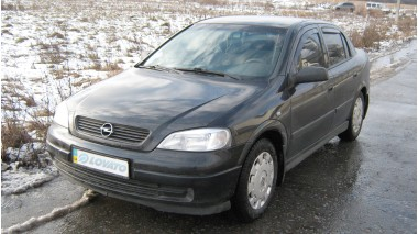 Opel Astra 1.4 2008