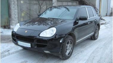 Porsche Cayenne 4.5 2004