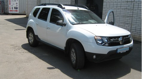 Renault Duster 1.6 2015