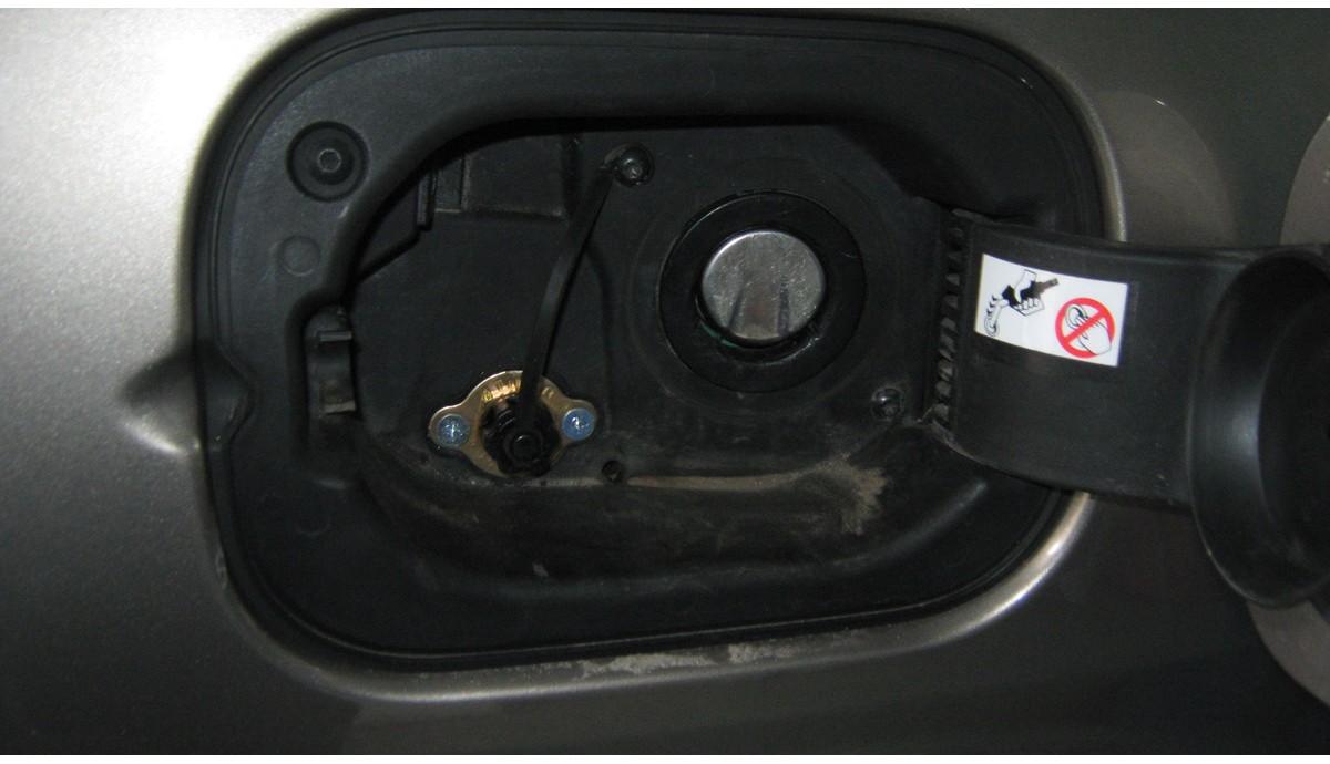 Установка ГБО на Renault Megane 1.6 2008