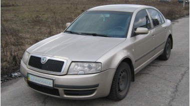 Skoda Superb 1.8T 2005