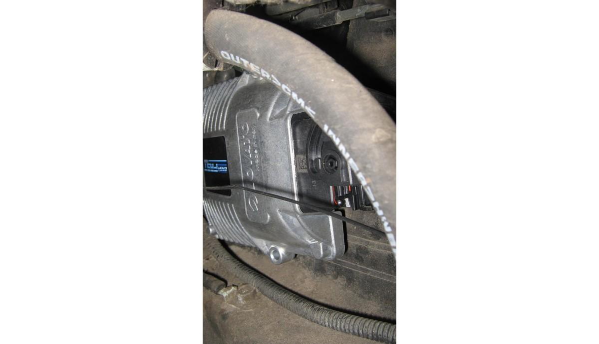 Установка ГБО на Subaru Forester 2.5 2011
