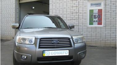 Subaru Forester 2.0 2007
