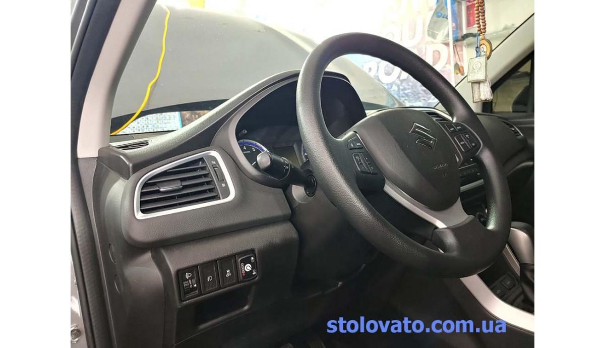 Установка ГБО на Suzuki NEW SX4 1.6 2019