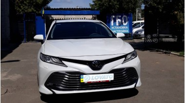Toyota Camry 2.5 new 2018
