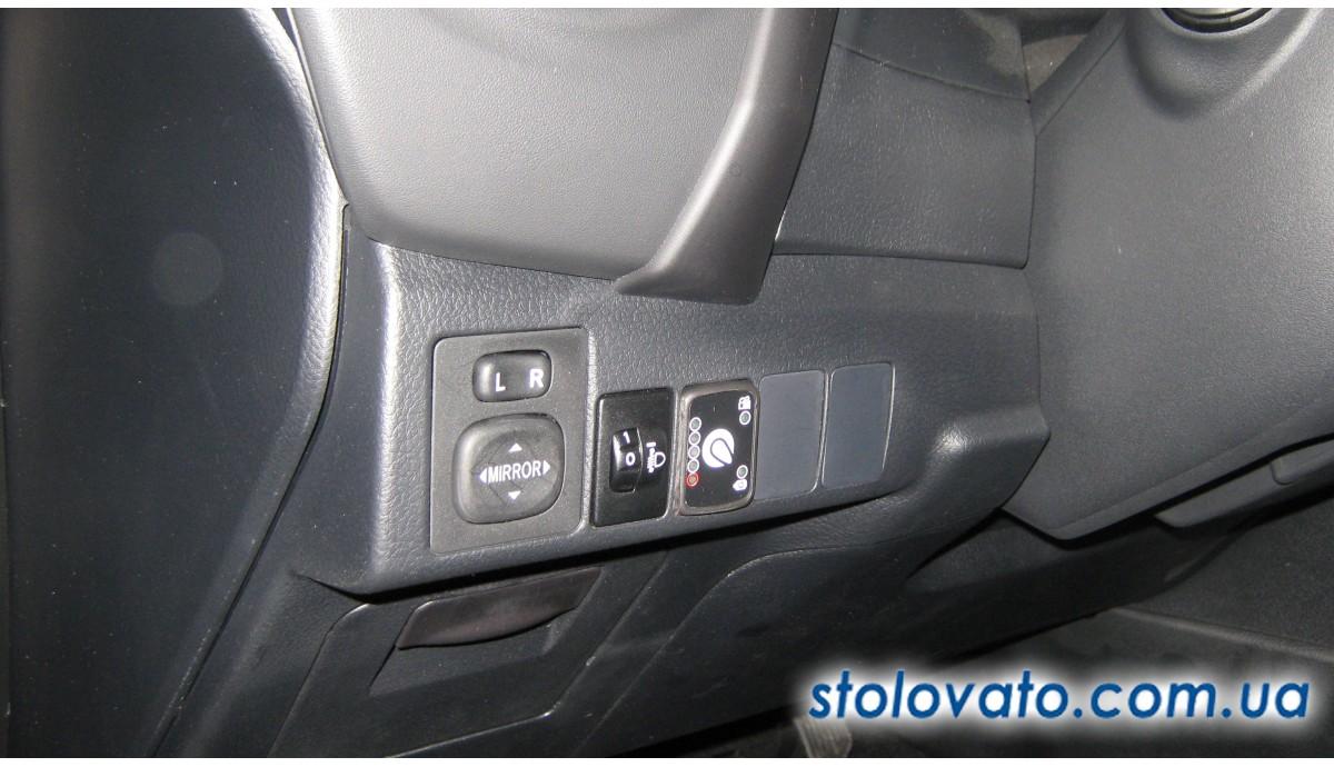 Установка ГБО на Toyota Corolla 1.3 2018