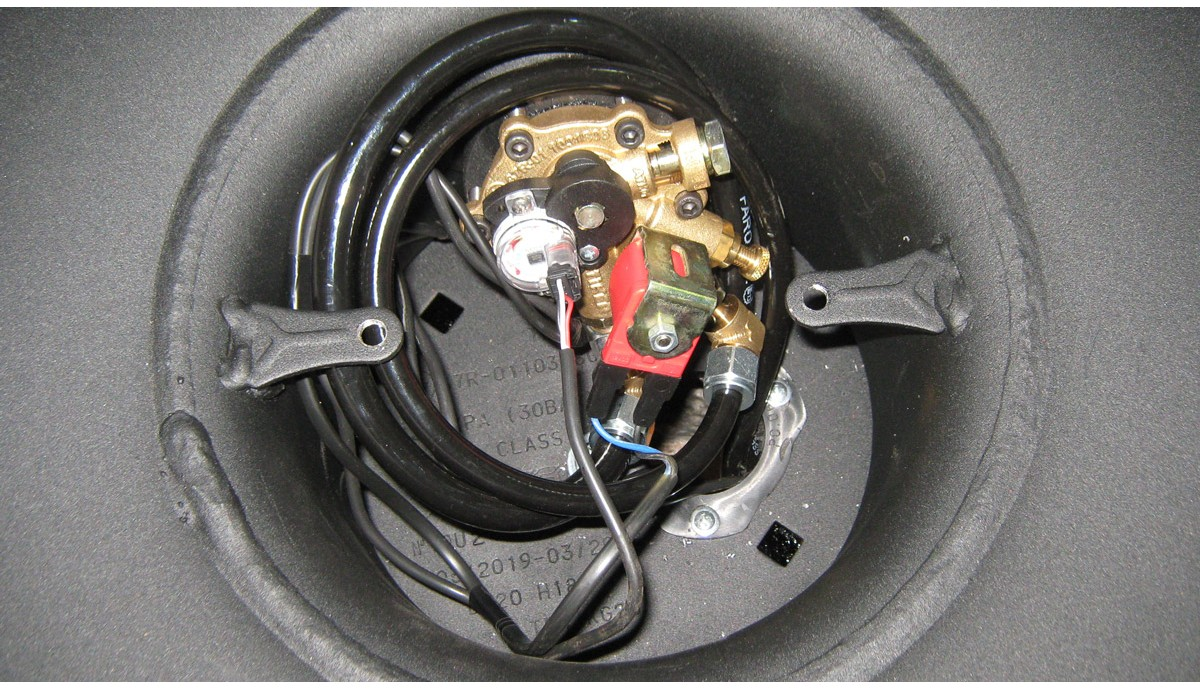 Установка ГБО на Toyota Venza 2,7 2015